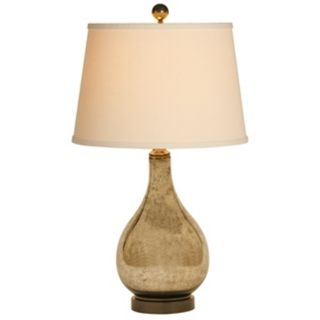 Raschella Halifax Glass Table Lamp   #F1520