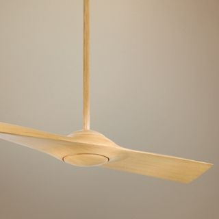 "52"" Minka Aire Wing Maple Ceiling Fan   #U5749"