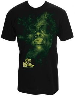 Wiz Khalifa Rolling Papers Official U s Tour T Shirt Large