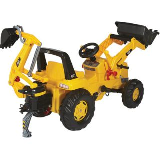 CAT Backhoe Tractor  Buy now for just $199.99