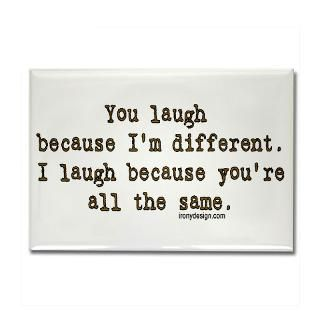 Magnets  Irony Design Fun Shop   Humorous & Funny T Shirts,