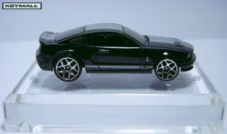2007 2008 2009 Ford Mustang Black Silver Display Model