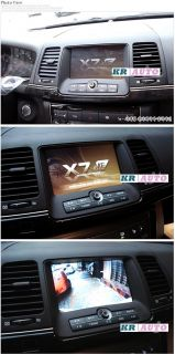 KR Auto GPS Navigation Radio Dash Bezel for Kia Amanti