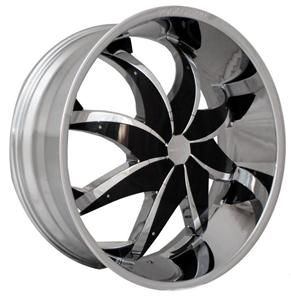 INCH RIMS AND TIRES WHEELS STARR 958 KILLA BLACK ACURA 20 24 26 28 30
