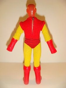 ALL ORIGINAL* Mego IRON MAN Boots Gloves Amazing Avengers WGSH 8