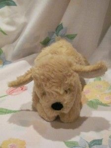 Berrie Plush Buttercup Yellow Lab Labrador Retriever Puppy Dog