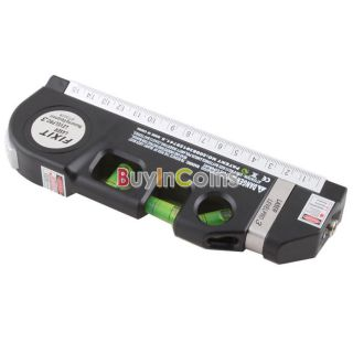 5M Infrared Laser Level Playing Thread Cross Line Laser Level Tape