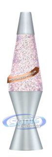 Lava Lite 2200 14 5 Vortex Motorized Motion Glitter Lava Lamp