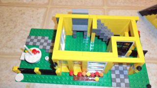 Lego Creator 4996 Beach House Set RARE Beachhouse
