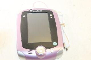 Untested as Is LeapFrog Enterprises LeapPad 2 Learning System