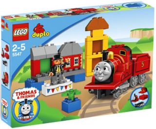 Lego Thomas Friends James Celebrates Sodor Day 5547