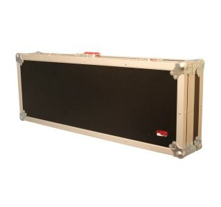 Heavy Duty Deluxe Electric Bass Guitar Hard Flight Case