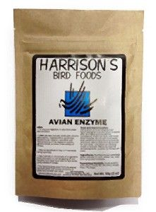 Harrisons Live Avian Enzyme 2 Ounces Parrot Bird