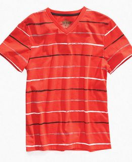 Threads Kids Shirt, Boys Painted Stripe Tee   Kids Boys 8 20