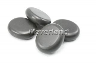 4x1.8 Hot Stone Massage, 4 large basalt massage stones, palm,sacral