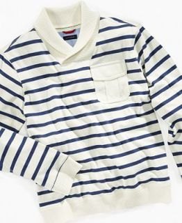 Tommy Hilfiger Kids Shirt, Boys Brett Shawl Collar