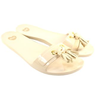Womens Mel by Melissa Citrus 2 II Flat Flip Flop Sandals Shoes Ladies