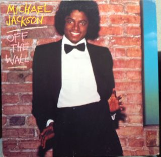 Michael Jackson Off The Wall LP VG FE 35745 Vinyl 1979 Record Original