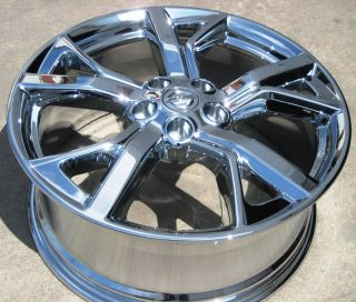 2013 19 Factory Nissan Maxima Altima M35 M45 G35 Chrome Wheels Rims