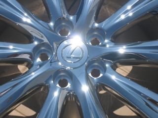 17 Lexus ES350 Chrome Wheels Rims 2007 12 Exchange Your Stock