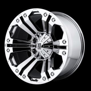 24 inch Chrome Rims Wheels Ford Truck F150 Expedition