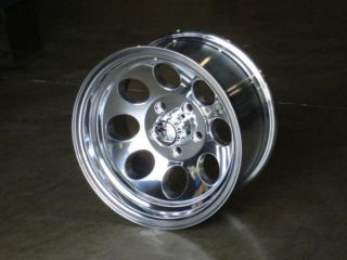 15x8 Baja Style Wrangler Dodge Chevy Ford 171 Wheels