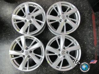 Four 2013 Nissan Altima Factory 17 Wheels Rims Maxima Juke