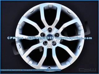 Hyper Silver Evoque 20 wheels 2013 MAR550E Land Range Rover Rims