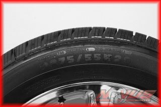 Denali Sierra Chevy Tahoe Silverado Wheels Michelin Tires 18 22