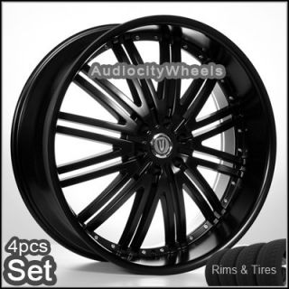 24Wheels Tires Tahoe Yukon Escalade Chevy Almada H3