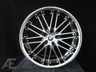 19 Wheels & Tires   Diamond Cut Face / Stainless Chrome Lip