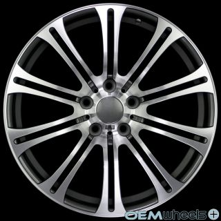 19 Gray M3 Style Wheels Fits BMW E46 E90 E92 E93 F30 328i 335i