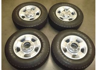 17 Ford F 250 WHEELS Rims TIRES OEM Factory F250 4x4 Superduty 04 12