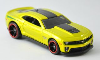 2011 Hot Wheels Chevrolet Chevy Camaro Concept SEMA, Batman Batmobile