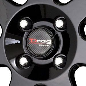 New 16X8.25 5 114.3 Dr 27 Gloss Black Machined Lip Wheels/Rims