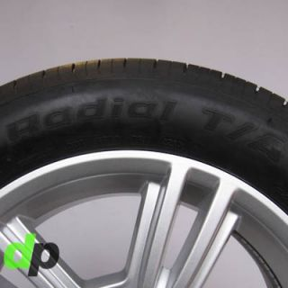 Ford Mustang Factory/OEM Wheels/Rims BFGoodrich Tires 2005 2012 3808