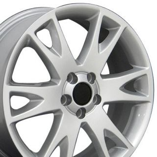 18 XC90 Wheels Set of 4 Silver Rims Fit Volvo S60 S70 S80 V50 V70 850