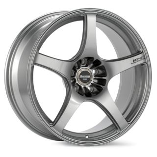 18 Enkei RP03 Silver Rims Wheels Nissan 350Z Ford Mustang infinit G35