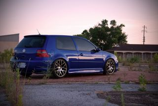18 Avant Garde M310 Wheels VW Beetle Golf GTI Jetta