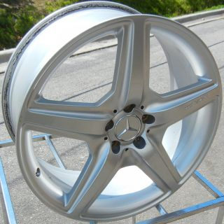Factory Genuine AMG Mercedes Benz Wheels Rims s Class CL CLS E