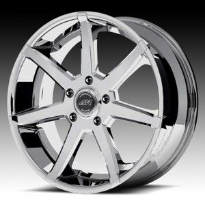 22 inch AR840 Chrome Wheels Rims 6x135 Ford F150 Expedition Navigator