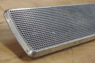 You are bidding on a used original 1957 Chevrolet Bel Air Radio Delete