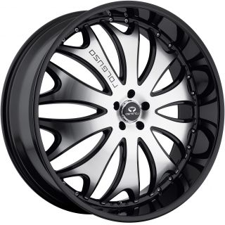 22 Lorenzo Wheels Rims Magnum Charger Challenger SRT8