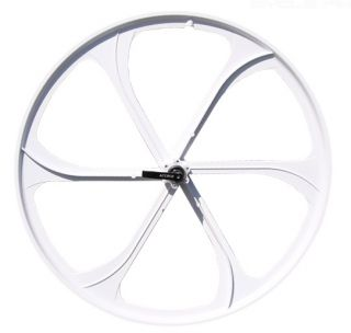 Mag Alloy 26 Bike Mountain Bike Front Wheels Disc Brake Only W/ Q. R
