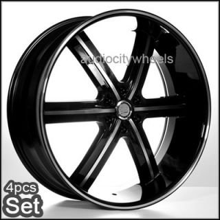 26inch Wheels Chevy Rims Ford Escalade GMC Yukon Tahoe