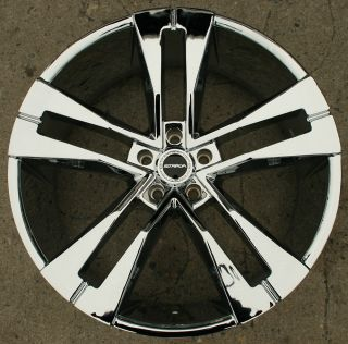 Razza 22 Chrome Rims Wheels Honda Odyssey Pilot 22 x 8 5 5H 40