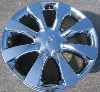 FACTORY INFINITTI M35 M45 Q45 OEM CHROME WHEELS RIMS FX35 FX45 MAXIMA