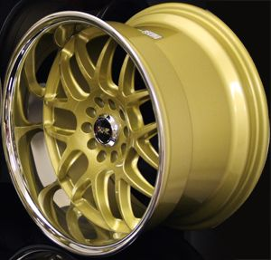 Sizes 5x120 114 Gold Polished Wide Rims Alloys Wheels Z1470 69