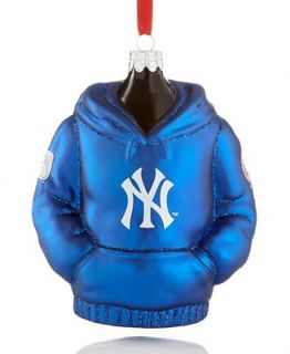 Kurt Adler Christmas Ornament, Glass MLB New York Yankees Hoodie