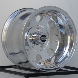 15 inch Wheels Rims Chevy GMC Truck 1 2 Ton 5 Lug 5x5 American Racing